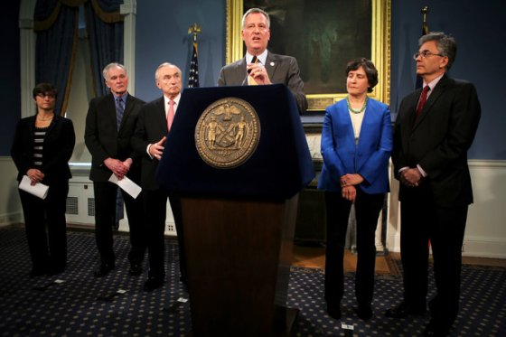NYC mayor appoints Ponte as Commissioner of Corrections