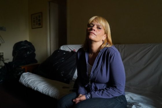 """""""Marilyn Scales, 52, of New York, who spent time in prison for selling drugs in the 1990s, said that telling the truth on job applications had made her virtually unemployable. 'When I answer that question honestly,' she said, 'I never get a call back.'"""" Photo taken from: http://www.nytimes.com/2014/10/24/us/a-plan-to-cut-costs-and-crime-curb-bias-against-ex-convicts.html?smid=fb-share&_r=0"""