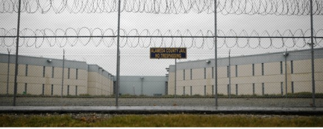 Santa Rita jail where Martin Harrison died. Copyright: The Wall Street Journal